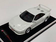 1/18 GT Spirit Otto Mobile Toyota  MR2 SW20 TRD 2000 GT  in White OT749 Suede
