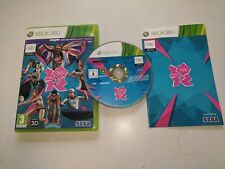 * XBOX 360 Game * LONDON OLYMPICS 2012 *
