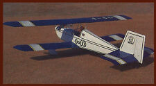 Mickey Mousetang Aerobatic Sport//Pattern Plane Plans,Templates,Instructions 53ws