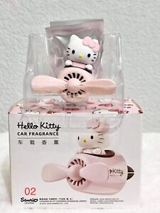 Sanrio - Hello Kitty Airplane Car Fragrance