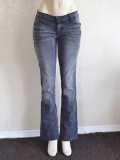 Fox Racing Women's Propane Boot Cut Jeans - Grey Charcoal sz 5/27