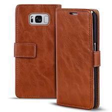 Mobile Phone Case Samsung Galaxy S8 Flip Cover Case Wallet Premium Case