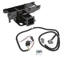 "Jeep Wrangler JK Receiver Trailer Hitch and Wire KIT 2"" 2007-17 JH45K SMITTYBILT"