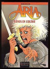 ARIA  T.18  Vénus en colère     Michel WEYLAND   Ed. DUPUIS  EO 1996