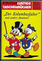 Walt Disneys Lustige Taschenbücher Nr.1 von 1970 Der Kolumbusfalter - TOP Z1