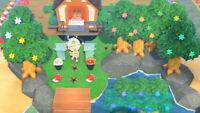 40x Star Fragment Custom Trees (Animal Crossing New Horizons)