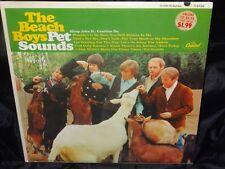 Beach Boys Pet Sounds Sealed Record Lp USA 1966 Capitol T 2458 Orig Mono Riaa 4