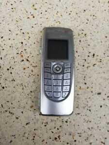 Nokia 9300 - Silver Smartphone