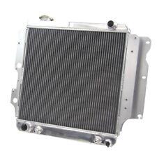 3Row Aluminium Radiator for Jeep Wrangler YJ TJ LJ 1987-2006 RHD 2.4-4.2L Engine