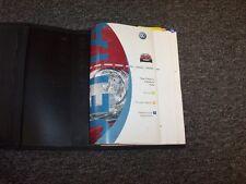 2006 Volkswagen Jetta Owner Owner's Operator Guide Manual TDI GLI 1.9L 2.0L 2.5L