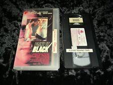 Paint It Black (VHS, 1990) OOP Vestron! Cult 1989 Serial Artist Horror! *NO DVD*