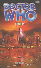 Doctor Who: Bullet Time by David A. McIntee  (Paperback, 2001)
