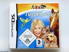 MEINE TIERPENSION  OVP/Anl.  ~Nintendo Ds / Dsi / 3Ds / XL / 2Ds Spiel~