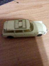 Husky Citroen safari oc8389 as show in pictures,part of front bumper broken.