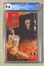 Men In Black #1 Aircel Comics 1990 Cgc 9.6 Agent Jay 1st Appearance