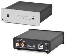 PRO-JECT USB BOX S + SILVER CONVERTITORE CON USB DAC 32/384 GARANZIA ITALIA