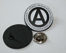 ANARCHO PIN (MBA 487)