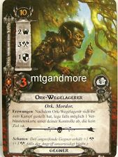 Lord of the Rings LCG  - 2x Ork-Wegelagerer  #120 - Das Blut Gondors
