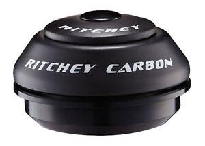 Ritchey WCS Carbon Press-Fit Upper Bike Headset Matte UD Black 12.4mm