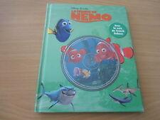 le monde de nemo disney pixar + 1 cd audio