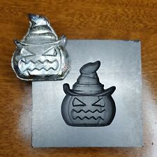 Punkin  3D Graphite Ingot Mold Gold Silver Copper Tin Melting Casting Refining