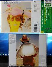 Marc Jordan - Blue Desert (CD, 1997, Warner Music, Japan w/OBI) WPCR-2540 RARE