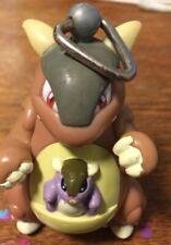 Burger King Nintendo Pokemon 1999 Collectible Key Chain Toy Figure KANGASKHAN