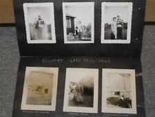 Canadian Vintage 3in. x 4in. Lot of 12 Vintage Photography Picture Photos 1940's