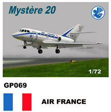 Mach 2 1/72 Dassault-Mystere Falcon 20 Air France # GP069