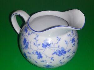 Arzberg 1382 Blaublüte *** großes Milchkännchen 280 ml *** von 1930-1947
