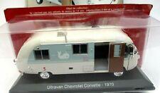 Ixo Hachette 1/43 - Ultravan Chevrolet Corvette 1970 Camping Car #22