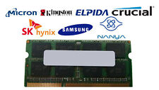 4GB DDR3-1066 PC3-8500S 2Rx8 DDR3 SDRAM  Laptop Memory