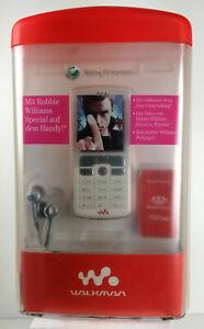 Sony Ericsson Walkman W800i Handy - Robbie Williams Edition TOP
