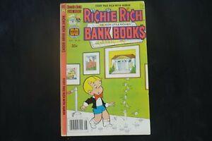 Richie Rich Bank Books 36  (b4) 1977 Fine- condition Harvey