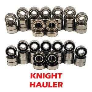Bearing Set for TAMIYA KNIGHT HAULER 56314 30 Complete set RUBBER/METAL Seals