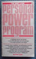 PERSONAL POWER PROGRAM, BRET LYON, MOTIVATIONAL, UNLEASH POWER OF THE MIND, BODY