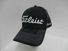 "Titleist Fitted ""A-Flex"" Knit Size L/Xl Golf Hat Cap Structured Pro V1 Fj Mint"