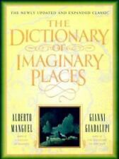 The Dictionary of Imaginary Places by Alberto Manguel and Gianni Guadalupi -2000