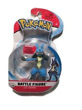 Pokemon Battle Figure Pack - Lucario NEW* - LUCARIO