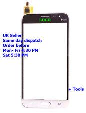 SAMSUNG Galaxy J3 J320F J320DS SM-J320FN Digitalizzatore Touch Screen Vetro Mobili Bianco
