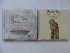 CD Album JETHRO TULL Aqualung live RAMCD0015 Prog