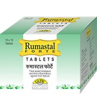 Gufic Rumatsal Forte 10 Tablets Ayurveda Ayurvedic Herbal Product