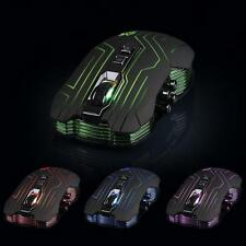 Professional 9D 3200DPI Optical 2.4G Wireless Gaming Mouse For Laptop PC Gamer