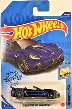 Hot Wheels - 2020 Factory Fresh 2/10 '19 Corvette ZR1 Convertible (BBGHF01)