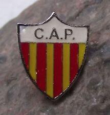 Rare Club Atletico Progreso Uruguay Football Club Soccer Team Pin Badge