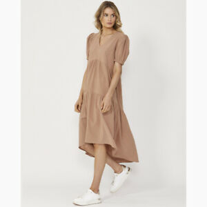 Elsie Dress in Toffee by SASS*