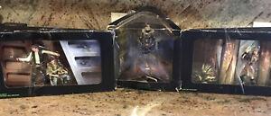 "Hasbro Star Wars The Black Series Heroes of Endor 6"" Figure Set E7652 Box Damage"