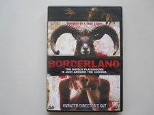 BORDERLAND - UNRATED DIRECTOR'S CUT - DVD