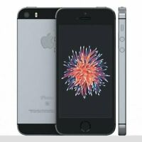 Apple iPhone SE 32GB Space Gray LTE Cellular Sprint MP8P2LL/A