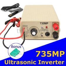 735MP Ultrasonic Inverter Electro Fish Fisher Fishing Machine Stunner w/ Fuse